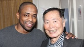 After Midnight - Destiny's Child visits - OP - Dulé Hill - George Takei
