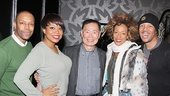 After Midnight - Destiny's Child visits - OP - T. Oliver Reed - Rosena M. Hill Jackson - George Takei - Karine Plantadit - Bobby Daye