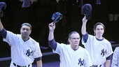 Bronx Bombers - Opening - OP - Francois Battiste, Peter Scolari, Keith Nobbs,