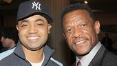 Bronx Bombers - Yankees Visit - OP - Francois Battiste - Ricky Henderson
