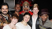 Natasha, Pierre and the Great Comet of 1812 - Billy Porter & Carly Rae Jepsen - OP - Cast - Billy Porter