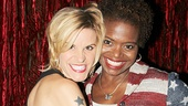 Co-stars Jenn Colella and LaChanze play a couple in If/Then.