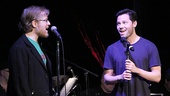 "If/Then co-stars Anthony Rapp and Jason Tam sing the duet ""The Best Worst Mistake."""