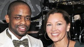 Dule Hill gives Vanessa Williams a tour of the After Midnight set. See her get jazzy at the Brooks Atkinson Theatre beginning April 1!