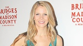 Kelli O'Hara looks dazzling on the red carpet.