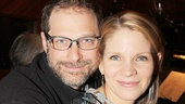 Sh-K-Boom Records founder Kurt Deutsch and Bridges star Kelli O'Hara catch up.