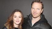 Of Mice and Men - Meet and Greet - Op - 3/14 - Leighton Meester - Jim Parrack