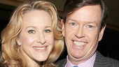 Mauritius alums Katie Finneran and Dylan Baker reunite.