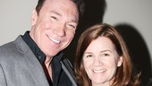Patrick Page plays George/Valentina, and Mare Winningham plays his wife, Rita, in the play.