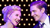 Jeanna de Waal as Lauren & Andy Kelso as Charlie Price in Kinky Boots