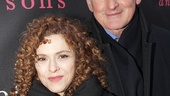Mothers and Sons - OP - Opening Night - March 25 2014 - Bernadette Peters - Victor Garber