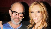 The Realistic Joneses - Opening - OP - 4/14 - Michael Stipe - Toni Collette