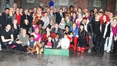 Kinky Boots - One Year Anniversary - OP - 4/14 - company