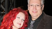 Kinky Boots - One Year Anniversary - OP - 4/14 - Cyndi Lauper - Harvey Fierstein