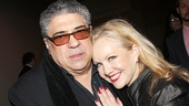 Bullets Over Broadway - Opening - OP - 4/14 - Vincent Pastore - Susan Stroman