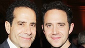 See Tony Shalhoub and Santino Fontana in Lincoln Center Theater's Act One!