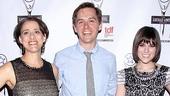 Lucille Lortel Awards  - OP - 5/14 - Judy Kuhn - Danny Mefford - Alexandra Socha