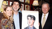 Sardi's - Jason Robert Brown - OP - 5/14 - Kelli O'Hara - Jason Robert Brown - Max Klimavicius