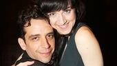 Drama Desk Awards - Op - 5/14 - Nick Cordero - Lena Hall