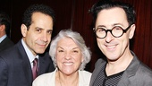 Drama Desk Awards - Op - 5/14 - Tony Shalhoub - Tyne Daly - Alan Cumming