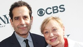 Act One star Tony Shalhoub with costume designer Jane Greenwood. Congratulations to the Tony nominees and honorees!