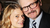 The Glass Menagerie star Celia Keenan-Bolger and her husband John Ellison Conlee.