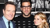 Theatre World Awards - OP - 6/14 - Bryan Cranston - Zachary Levi - Celia Keenan-Bolger