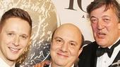 Tony Awards - OP - 6/14 - Samuel Barnett - Paul Chahidi - Stephan Fry