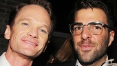 Tony Awards - OP - 6/14 - Neil Patrick Harris - Zachary Quinto