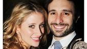 Tony Awards - OP - 6/14 - Caissie Levy - David Reiser
