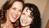 Bullets Over Broadway star Karen Ziemba catches up with Chicago alum Bebe Neuwirth.