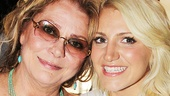 Gorgeous gals Elizabeth Ashley and Annaleigh Ashford.