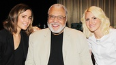 What a trio! Rose Byrne, James Earl Jones and Annaleigh Ashford.
