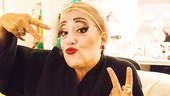 Wicked - Backstage - 8/14 - Mary Testa