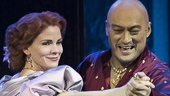The King and I - Show Photos - 4/15 - Kelli O'Hara - Ken Watanabe