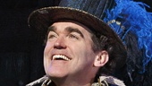 Brian d'Arcy James as Nick Bottom in Something Rotten!