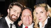 Finding Neverland - Opening - 4/15 - James L. Nederlander - atthew Morrison
