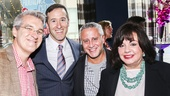 Broadway.com - Audience Choice Awards - 5/15 - Tom D'Ambrosio - Matt Polk - David Stone - Charlotte St. Martin