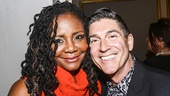 Spring Awakening - Opening - 9/15 - Tonya Pinkins and James Lecesne