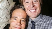 Spring Awakening - Opening - 9/15 - Steven Sater and Clay Aiken
