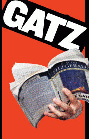 Poster for Gatz