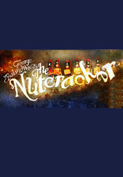 Poster for George Balanchine&#39;s The Nutcracker