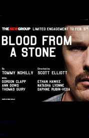 Poster for Blood From a Stone