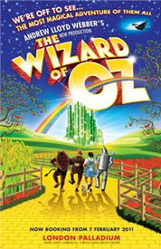 wizard of oz london tickets broadway london