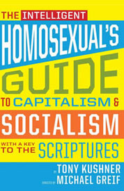 Poster for The Intelligent Homosexual's Guide...