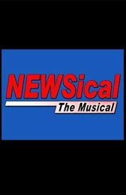 Poster for Newsical The Musical: We Distort You Decide