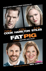 Poster for Fat Pig