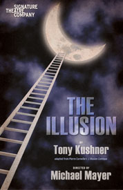 Poster for The Illusion