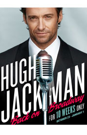 Poster for Hugh Jackman, Back on Broadway
