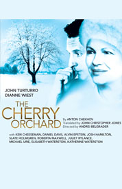 Poster for The Cherry Orchard